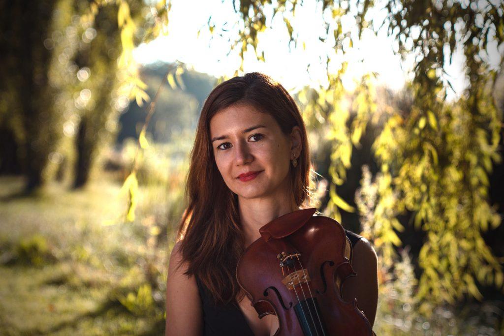 camille joubert violinist